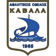Logo of AO Kavala