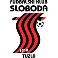 Logo of FK Sloboda Tuzla