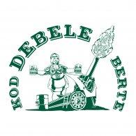 Logo of Kod Debele Berte