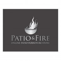 Logo of Patio & Fire