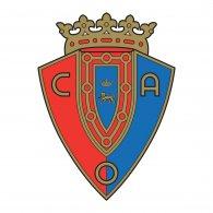 Logo of CA Osasuna Pamplona