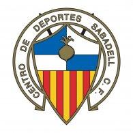 Logo of CF Sabadell