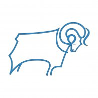 Logo of FC Derby County