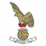Logo of FC Distillery Lisburn