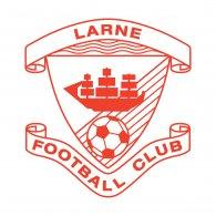 Logo of FC Larne