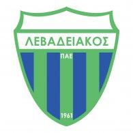Logo of PAE Levadiakos Levadia
