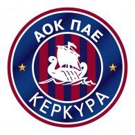 Logo of AOK PAE Kerkyra