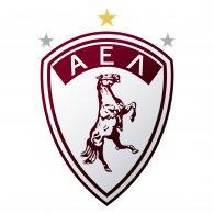Logo of AEL Larisa