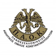 Logo of PAOK Thessaloniki