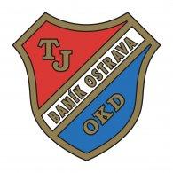 Logo of OKD TJ Banik Ostrava