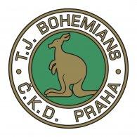 Logo of CKD TJ Bohemians Praha