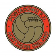 Logo of FC Portadown