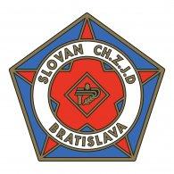 Logo of ChZJD Slovan Bratislava