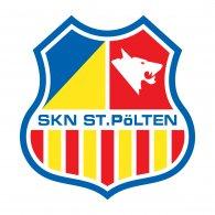 Logo of SKN Sankt-Polten