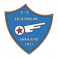 Logo of SD Zeljeznicar Sarajevo