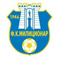 Logo of FK Milicionar Beograd