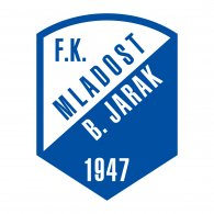 Logo of FK Mladost Backi Jarak