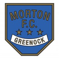 Logo of Morton FC Greenock