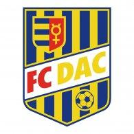 Logo of FC DAC Dunajska Streda