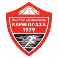 Logo of PAK Karmiotissa Pano-Polemidia