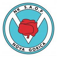 Logo of NK SAOP Nova-Gorica