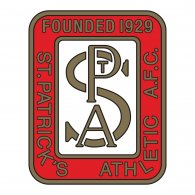 Logo of Saint-Patrick's Athletic FC Dublin