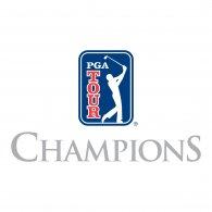 Logo of PGA TOUR Champions