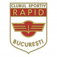 Logo of CS Rapid Bucuresti