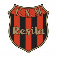 Logo of CSM Resita