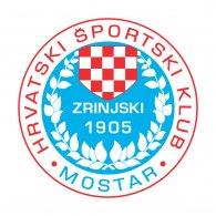 Logo of HSK Zrinjski Mostar