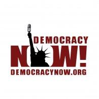 Logo of Democracy Now!