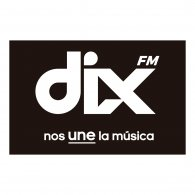 Logo of Dix FM