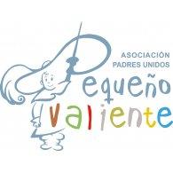 Logo of ASOC. Pares Unidos Pequeño Valiente