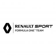 Logo of Renault Formula 1 Team