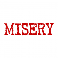 Logo of Misery