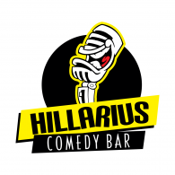 Logo of Hillarius Comedy Bar