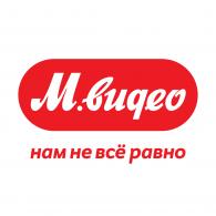 Logo of M. video