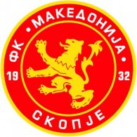 Logo of FK Makedonija Gjorce Petrov Skopje