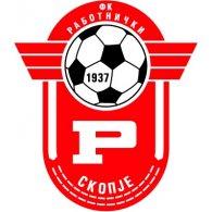 Logo of FK Rabotnicki Skopje