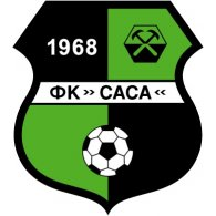 Logo of FK Sasa Makedonska-Kamenica