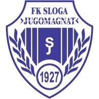 Logo of FK Sloga Jugomagnat Skopje
