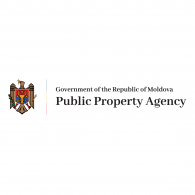 Logo of Government of the Republic of Moldova Public Property Agency
