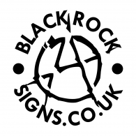 Logo of Black Rock Signs