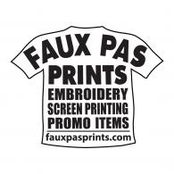Logo of Faux Pas Prints