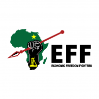 Logo of Economic Freedom Fighters