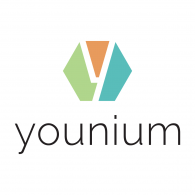 Logo of Younium