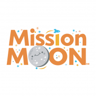 Logo of Mission Moon