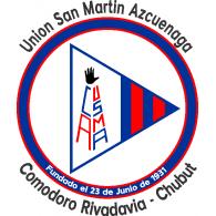 Logo of Club Atlético Unión San Martín Azcuenaga de Comodoro Rivadavia Chubut 2019