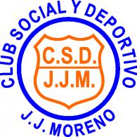 Logo of Club Social y Deportivo Juan José Moreno de Puerto Madryn Chubut 2019
