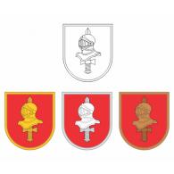 Logo of distintivo de comando  exercito brasileiro